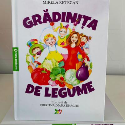 Carte Grădinița de legume