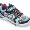 Pantofi sport SKECHERS multicolori, Dynamight, din material textil