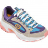 Pantofi sport SKECHERS multicolori, Stamina Sugar Rocks, din piele naturala