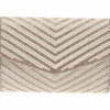 Poseta plic ALDO argintie, Denadda040, din material textil