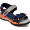 Sandale GEOX bleumarin, J150RA, din material textil