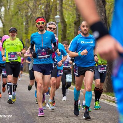 Cluj-Napoca Marathon - Pacer pentru prima data