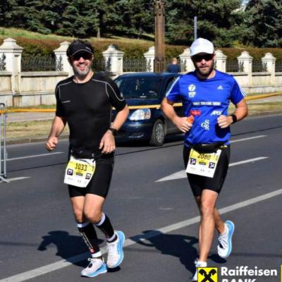Cum am alergat 52 de km la la un maraton
