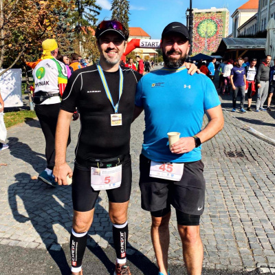 Semimaratonul, barfa si ardelenii