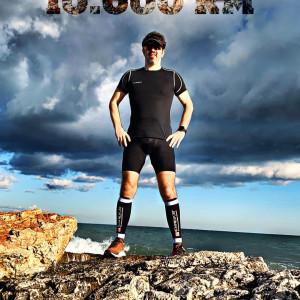10.000 de km alergati