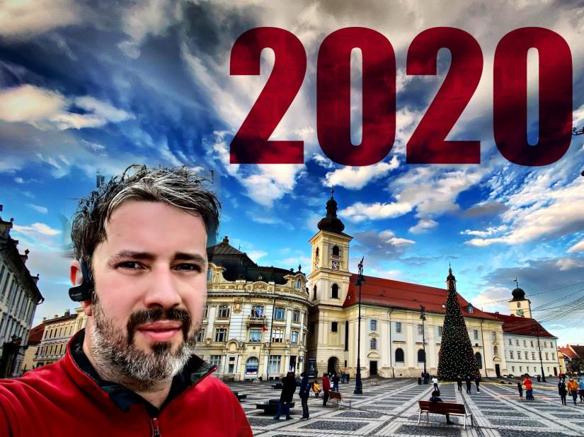 Bai, 2020... ai fost si cu bune si cu rele