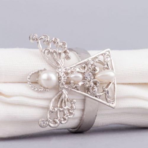 Inel servetele ingeras nunta