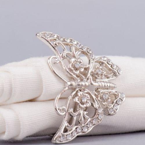 Inel servetele Fluturas nunta