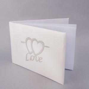 Set caiet impresii Love cu suport si pix