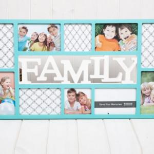 Rama foto Family bleu