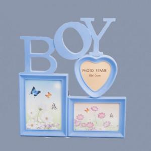 Rama foto bleu Boy