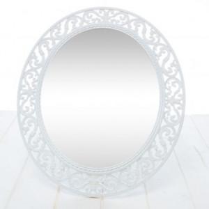 Oglinda mireasa ovala
