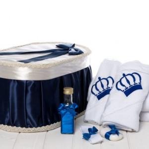 Set trusou botez coronita pentru baieti