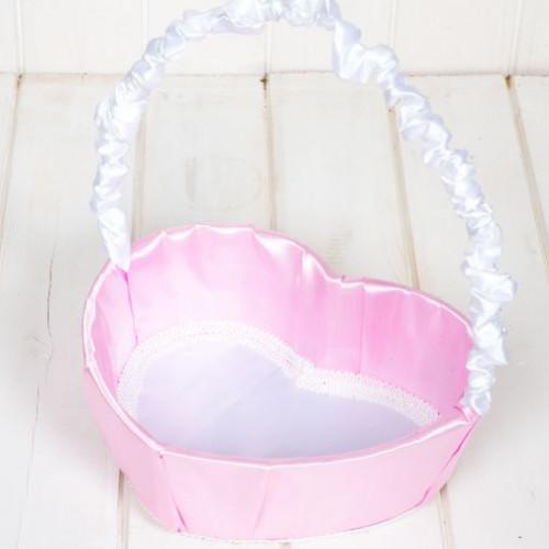 Cosulet cruciulite botez inima roz