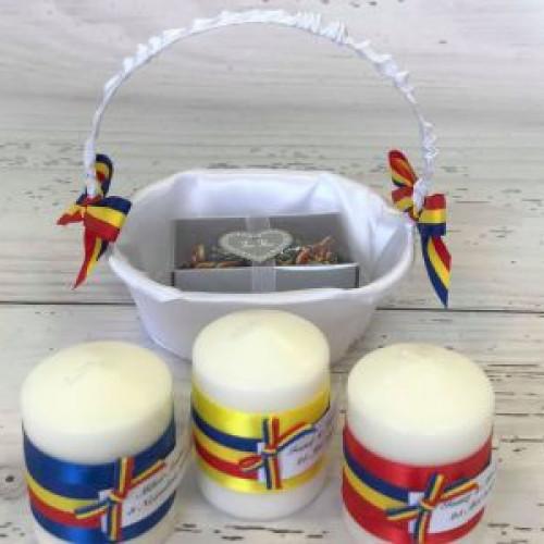 Botez traditional de 1 Decembrie, cu tema Tricolor