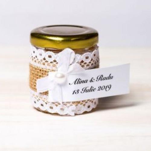 Marturii botez borcanele miere traditionale 2020