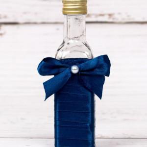Sticluta mir cu decor bleumarin