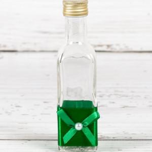 Sticluta de mir decor verde