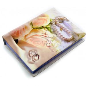Album fotografii de nunta trandafiri
