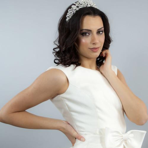 Tiara mireasa Felicia