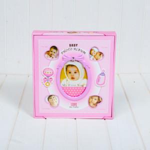Album foto 4D pentru fetite