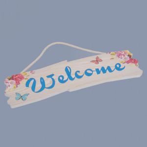 Decor botez Welcome
