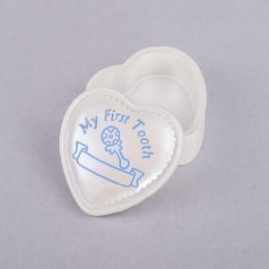 Cutiuta inima My First Tooth Baieti