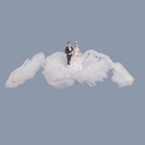 Decor masina nunta Mire si Mireasa