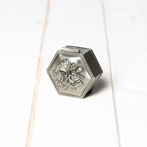 Cutiuta Prima suvita hexagon