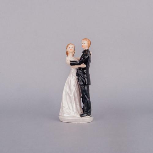 Figurina tort miri dansand