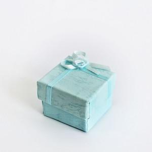 Cutiuta cadou bleu