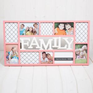 Rama foto Family roz