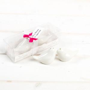 Marturii nunta sare si piper porumbei