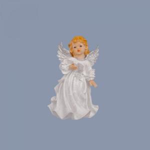 Statueta ingeras cu carte rugaciuni