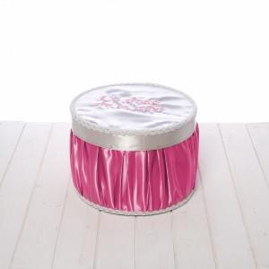 Cutie trusou roz Cu drag de la nasi